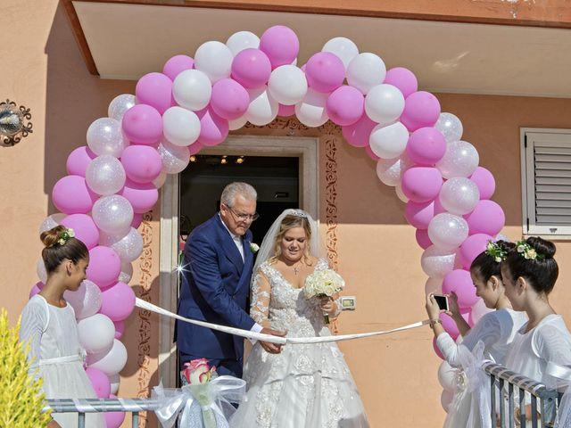 Il matrimonio di Mauro e Giulia a Monteprandone, Ascoli Piceno 16
