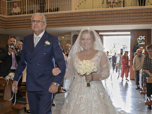 Il matrimonio di Mauro e Giulia a Monteprandone, Ascoli Piceno 17