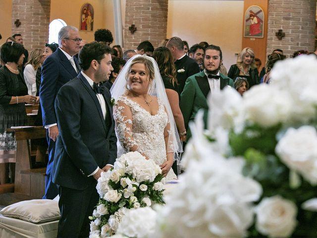 Il matrimonio di Mauro e Giulia a Monteprandone, Ascoli Piceno 19