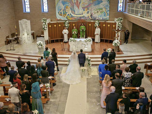 Il matrimonio di Mauro e Giulia a Monteprandone, Ascoli Piceno 21