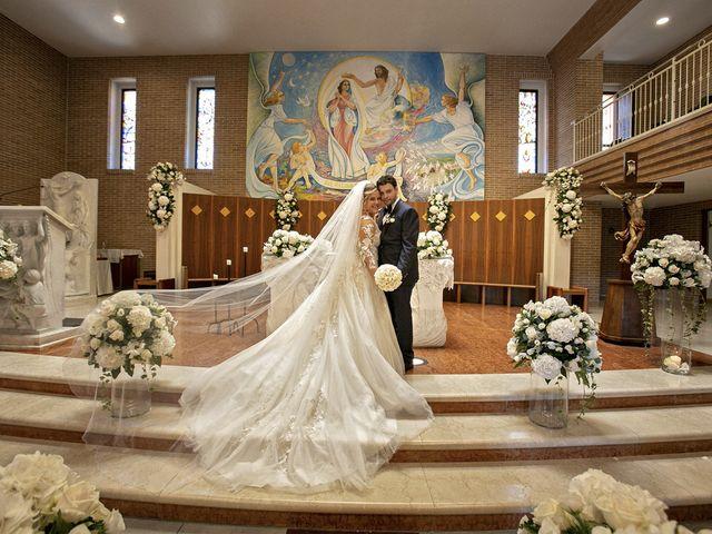 Il matrimonio di Mauro e Giulia a Monteprandone, Ascoli Piceno 25