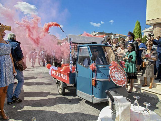 Il matrimonio di Mauro e Giulia a Monteprandone, Ascoli Piceno 28
