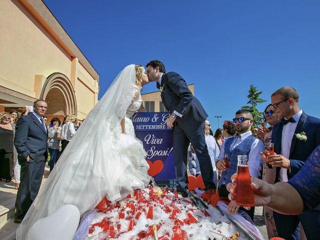 Il matrimonio di Mauro e Giulia a Monteprandone, Ascoli Piceno 32