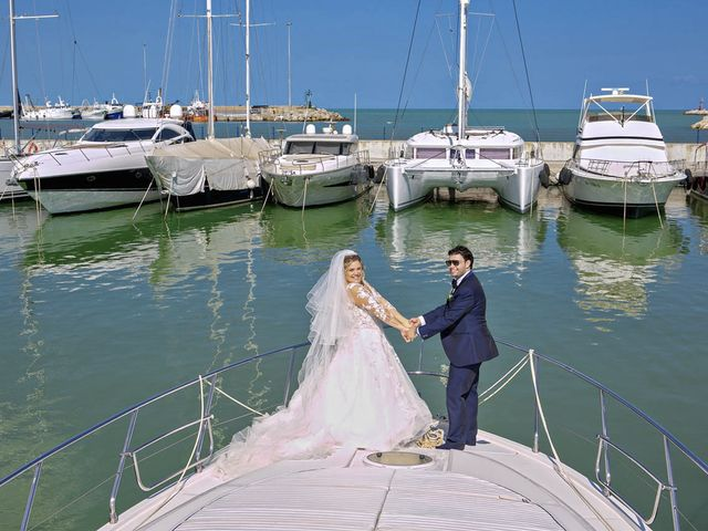 Il matrimonio di Mauro e Giulia a Monteprandone, Ascoli Piceno 38