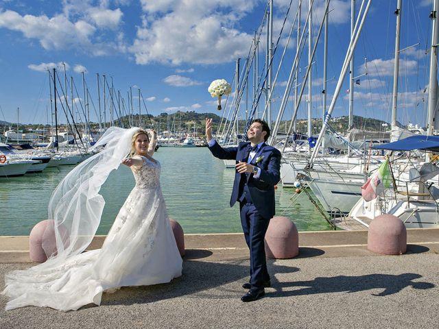 Il matrimonio di Mauro e Giulia a Monteprandone, Ascoli Piceno 45