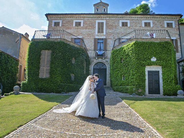 Il matrimonio di Mauro e Giulia a Monteprandone, Ascoli Piceno 47