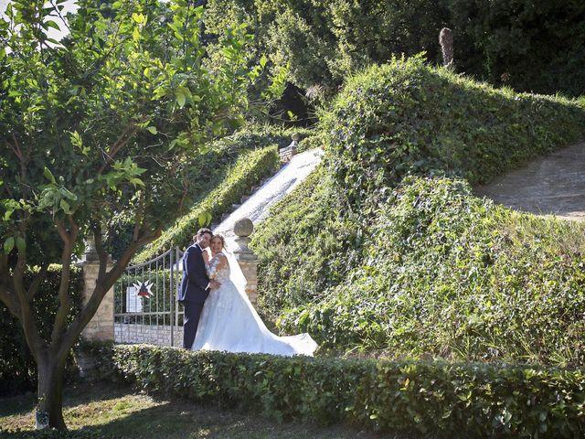 Il matrimonio di Mauro e Giulia a Monteprandone, Ascoli Piceno 53