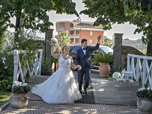 Il matrimonio di Mauro e Giulia a Monteprandone, Ascoli Piceno 61