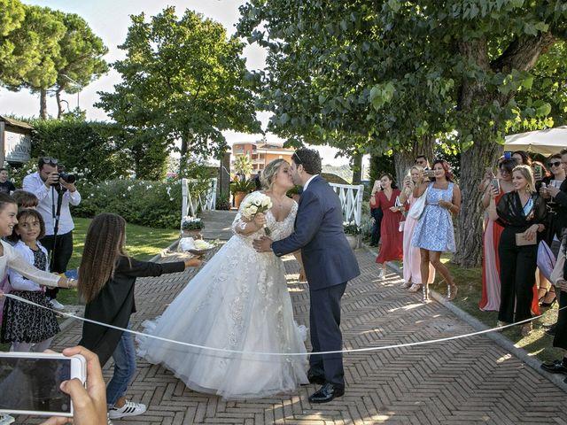 Il matrimonio di Mauro e Giulia a Monteprandone, Ascoli Piceno 62