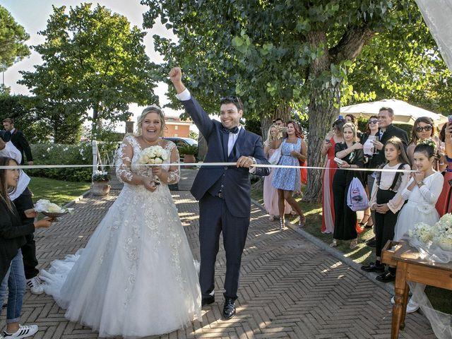 Il matrimonio di Mauro e Giulia a Monteprandone, Ascoli Piceno 63