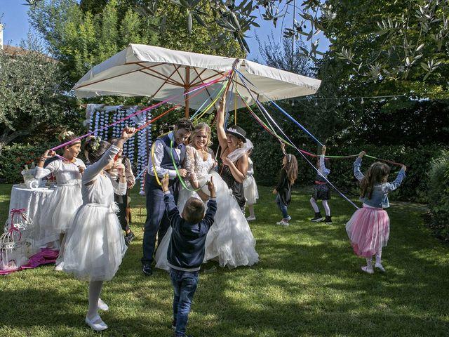 Il matrimonio di Mauro e Giulia a Monteprandone, Ascoli Piceno 64