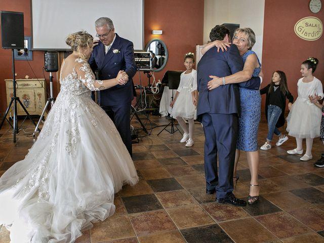 Il matrimonio di Mauro e Giulia a Monteprandone, Ascoli Piceno 68
