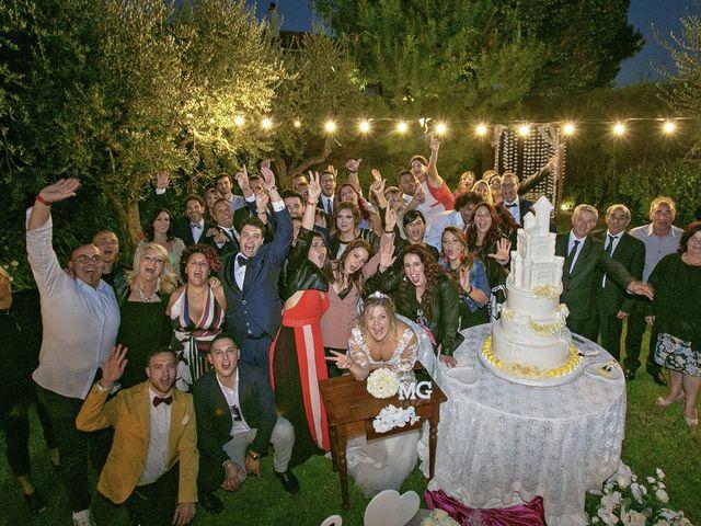 Il matrimonio di Mauro e Giulia a Monteprandone, Ascoli Piceno 80