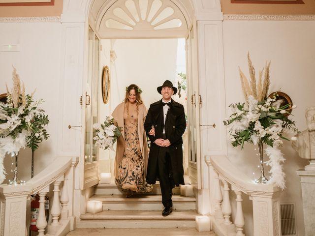 Il matrimonio di Andrea e Nicole a Bari, Bari 14