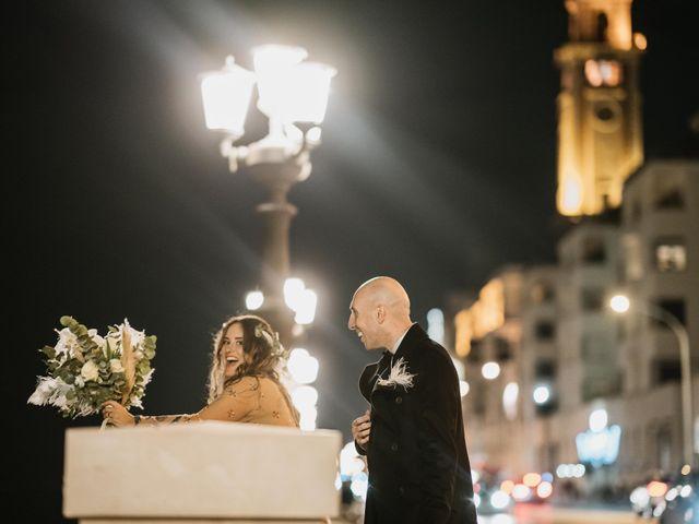 Il matrimonio di Andrea e Nicole a Bari, Bari 25