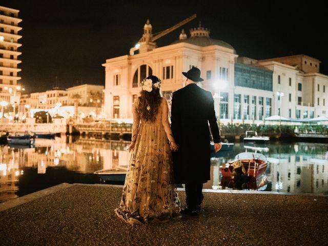 Il matrimonio di Andrea e Nicole a Bari, Bari 27