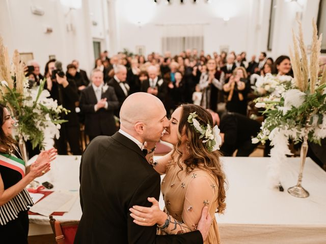 Il matrimonio di Andrea e Nicole a Bari, Bari 33