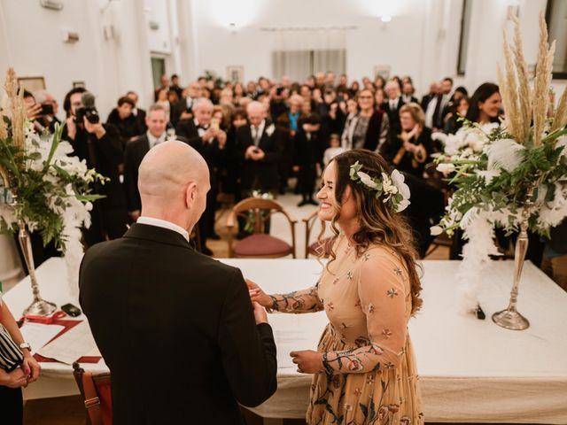 Il matrimonio di Andrea e Nicole a Bari, Bari 35