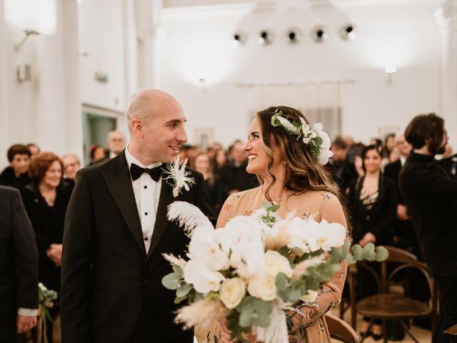Il matrimonio di Andrea e Nicole a Bari, Bari 36