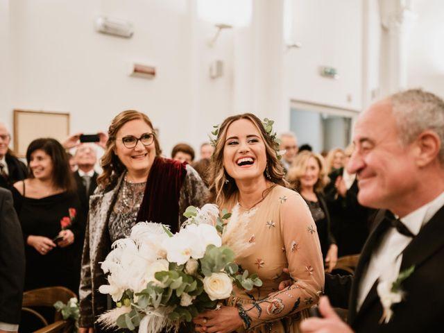 Il matrimonio di Andrea e Nicole a Bari, Bari 40