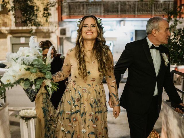 Il matrimonio di Andrea e Nicole a Bari, Bari 43