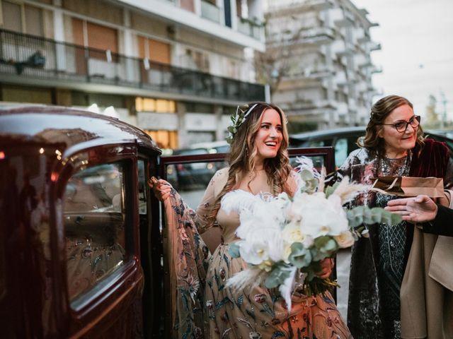 Il matrimonio di Andrea e Nicole a Bari, Bari 46