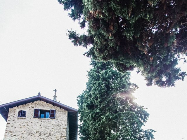 Il matrimonio di Nicolò e Francesca a Olgiate Molgora, Lecco 33