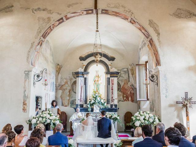 Il matrimonio di Nicolò e Francesca a Olgiate Molgora, Lecco 38