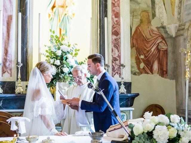 Il matrimonio di Nicolò e Francesca a Olgiate Molgora, Lecco 39