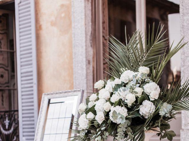 Il matrimonio di Nicolò e Francesca a Olgiate Molgora, Lecco 44