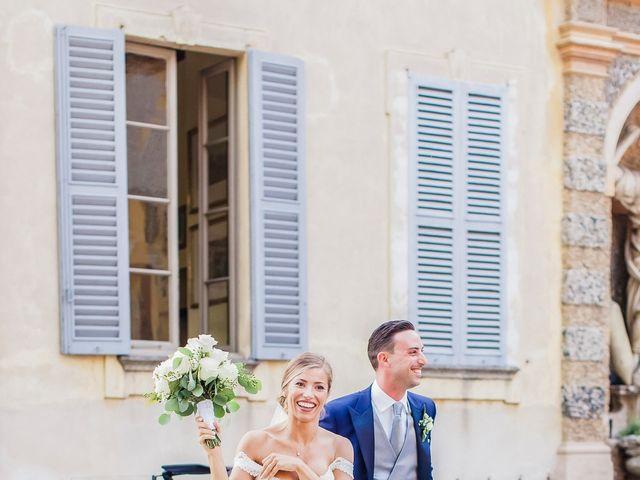 Il matrimonio di Nicolò e Francesca a Olgiate Molgora, Lecco 48