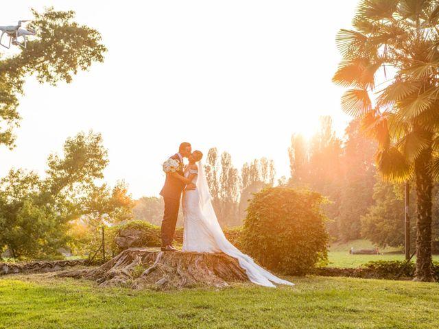 Il matrimonio di Nicolò e Francesca a Olgiate Molgora, Lecco 56