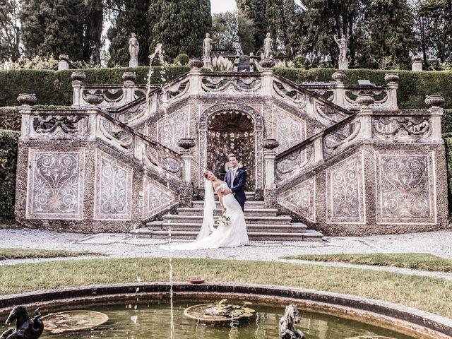 Il matrimonio di Nicolò e Francesca a Olgiate Molgora, Lecco 59