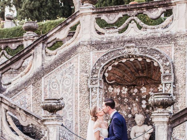 Il matrimonio di Nicolò e Francesca a Olgiate Molgora, Lecco 60