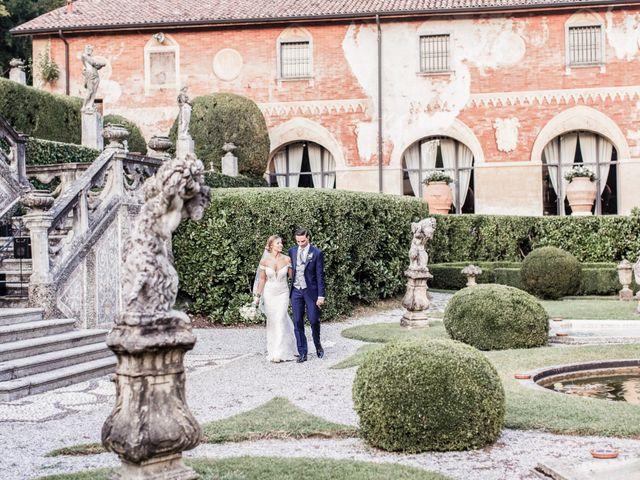 Il matrimonio di Nicolò e Francesca a Olgiate Molgora, Lecco 2