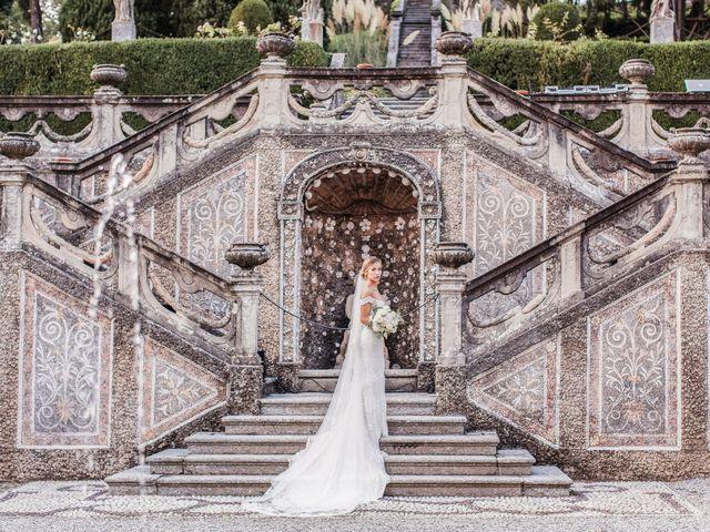 Il matrimonio di Nicolò e Francesca a Olgiate Molgora, Lecco 63