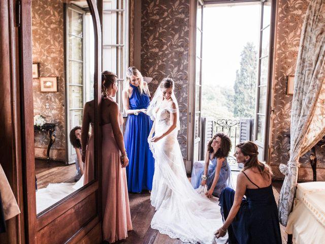 Il matrimonio di Nicolò e Francesca a Olgiate Molgora, Lecco 65