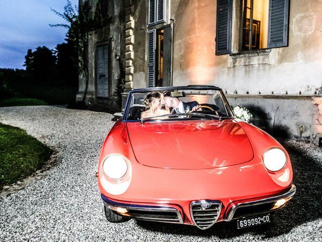Il matrimonio di Nicolò e Francesca a Olgiate Molgora, Lecco 75