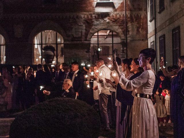 Il matrimonio di Nicolò e Francesca a Olgiate Molgora, Lecco 82