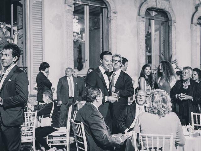 Il matrimonio di Nicolò e Francesca a Olgiate Molgora, Lecco 79