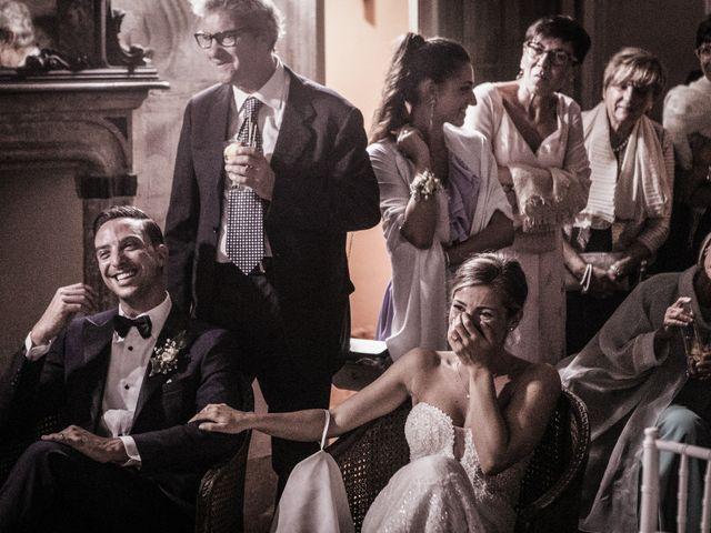 Il matrimonio di Nicolò e Francesca a Olgiate Molgora, Lecco 78