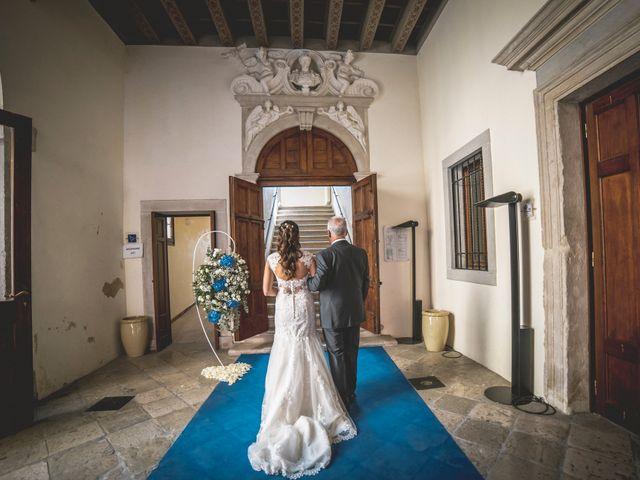 Il matrimonio di Valentino e Rosanna a Sacile, Pordenone 16
