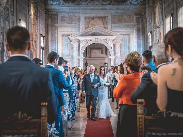 Il matrimonio di Valentino e Rosanna a Sacile, Pordenone 17
