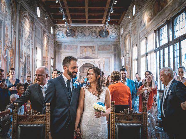 Il matrimonio di Valentino e Rosanna a Sacile, Pordenone 18