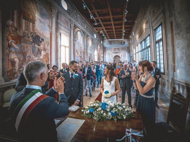 Il matrimonio di Valentino e Rosanna a Sacile, Pordenone 19
