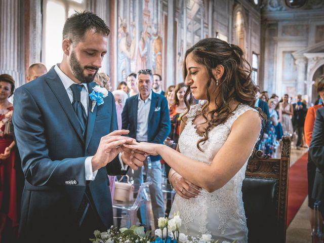 Il matrimonio di Valentino e Rosanna a Sacile, Pordenone 20