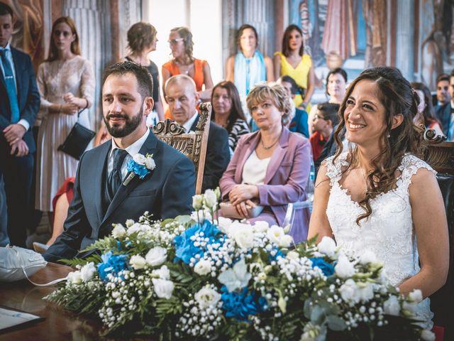 Il matrimonio di Valentino e Rosanna a Sacile, Pordenone 22