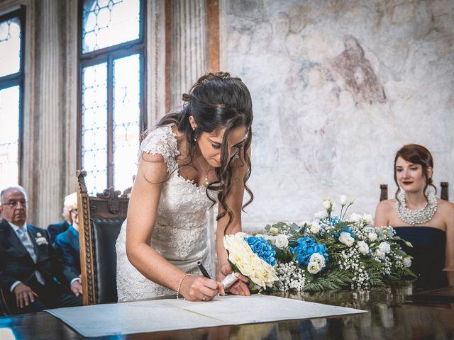 Il matrimonio di Valentino e Rosanna a Sacile, Pordenone 24