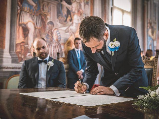 Il matrimonio di Valentino e Rosanna a Sacile, Pordenone 25