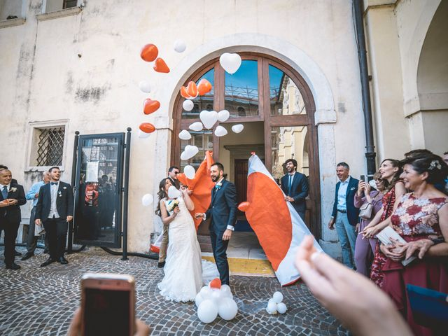 Il matrimonio di Valentino e Rosanna a Sacile, Pordenone 26